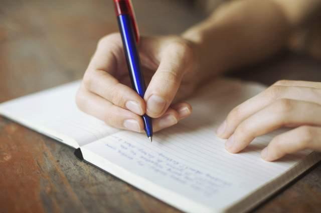 Khwab Mein Kuch Likhna / Writing Something In The Dream