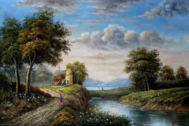 Khawab Mein Mosawiri Karna Dekhna / Seeing Painting In The Dream