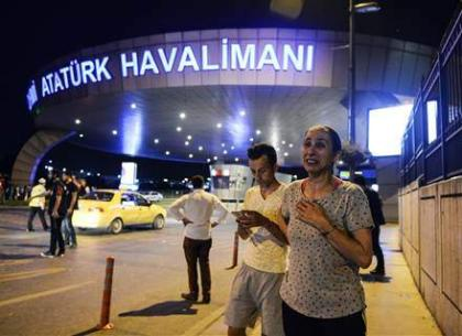 Istanbul airport bombings killed at least 36 people, IS being alleged by PM.