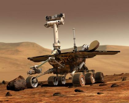 Earth-like-Martian past unleashed by NASA's curiosity rover