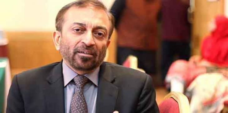 Farooq Sattar condemned the Sabri's murder accussations on MQM