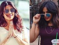 Popularity of Priyanka's duplicate on the Internet