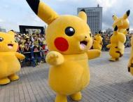 Tokyo stocks slip, Nintendo dives on Pokemon Go warning
