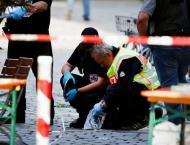 German minister rejects blanket suspicion of refugees after attac ..