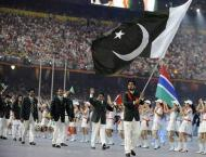 18 member team from Pakistan participates in Olympic Games