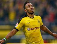 Dortmund dismiss City's Aubameyang interest
