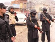 20 Afghani held under foreign act