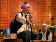 Live performance of Sufi Music on July 30