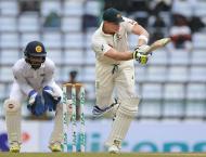Last session of Australia-Sri Lanka Test washed out