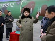 N. Korea says any further nuclear test depends on US