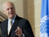 UN aims for new Syria talks in late August: envoy