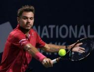 Tennis: Wawrinka tested in two-hour tussle with Youzhny