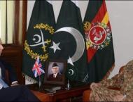 NESPAK delegation calls on Pakistan's UK High Commissioner