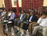 KP standing committee on health meets