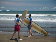 World surf contest coming to Costa Rica's Zika hotspot