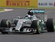 Formula One: Rosberg back on top in first practice