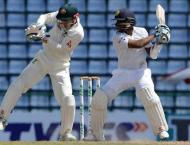 Cricket: Sri Lanka vs Australia 1st Test  UPDATES at tea