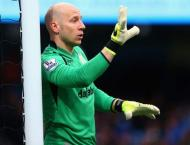 Football: Boro sign Villa's American keeper Guzan