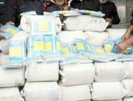ANF recovers 2.55 ton drugs, apprehends 17 in countrywide operati ..