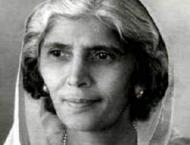 Birth anniversary of Fatima Jinnah on Saturday