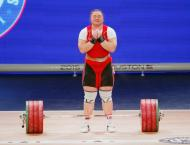 Olympics: Blanket weightlifter ban new blow for Russia