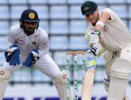 Cricket: Sri Lanka vs Australia first Test scores