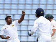 Cricket: Sri Lanka beat Australia by 106 runs in 1st Test