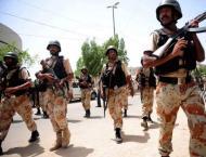One Rangers personnel martyred in Larkana blast