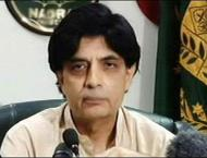 Interior Minister Chaudhari Nisaar Shows unawareness about the is ..