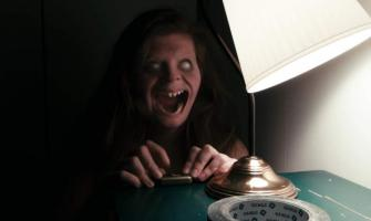 """New highlights of a new american horror movie """"Lights out"""" have b .."""