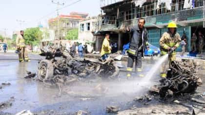 Kabul hit by a new stream of terror,  27 officials are killed in suicide attack