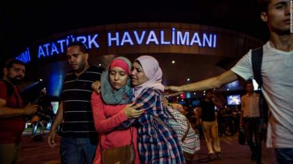 Istanbul attack, 2 attackers identified