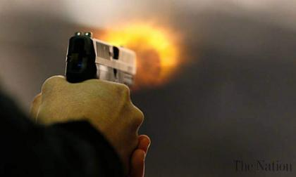 Firing in Rawalpindi killed 4 members of the same family
