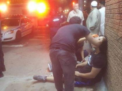 Two Muslim boys beaten brutally outside a mosque in Brooklyn
