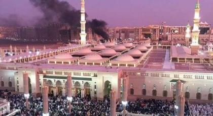 Madina Attack: terrorist identified