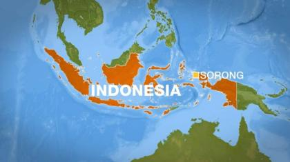 Indonesia suffered a suicide bombing just before the Eid day
