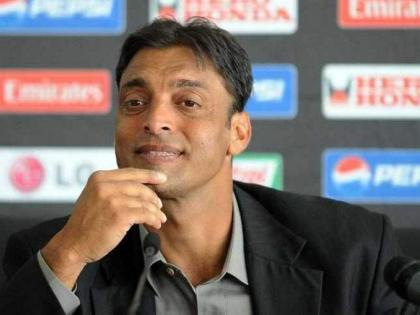 Shoaib Akhtar wants Bollywood superstar Salman Khan to play his role in his 'biopic, if that happens'