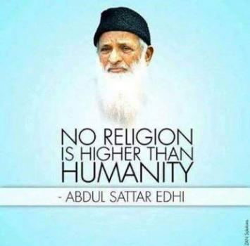 Famous social worker Abdul Sattar Edhi passed away