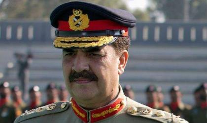 Raheel Sharif condoled Edhi's death