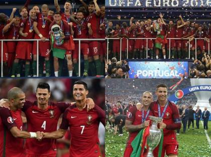Portugal became the first European Champion in history