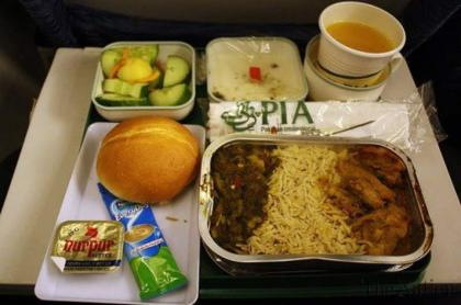 Insects have been found in PIA's lunch boxes