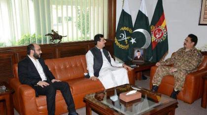Taliban are solely afraid of Gen Raheel Sharif, Ali Haider Gillani