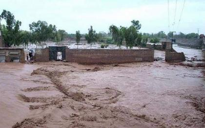 Low level Flood situation is observed in River Kabul and river Indus