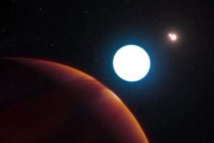 Strange planet discovered having 3 suns