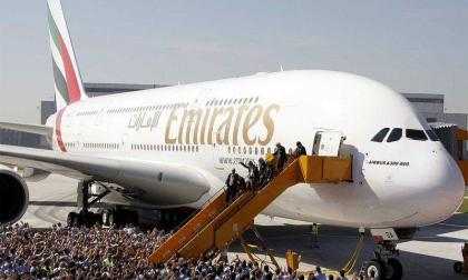 Emirates has honored as the world's best airline