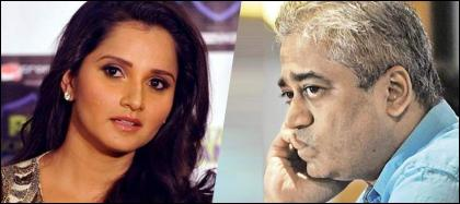 Leading Indian journalist apologized to Sania