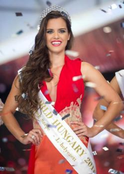 The Most Gorgeous Hungarian Lady Competition