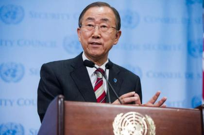 UN chief launches first report to track Sustainable Development Goals