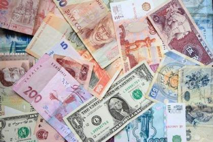 Kerb currency market