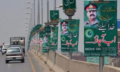 Move on Party's Chairman arrested for displaying banners of Army Chief